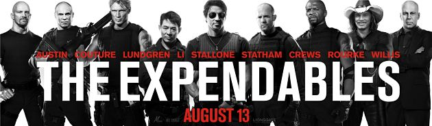 『The Expendables』画像A