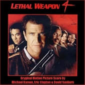 Original Motion Picture Score Lethal Weapon 4 のジャケット画像