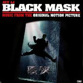 BLACK MASK music from the original motion pictureのジャケット画像