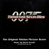 『Tomorrow Never Dies (Complete Motion Picture Score) 』のジャケット画像