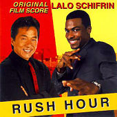 RUSH HOUR -ORIGINAL FILM SCORE-のジャケット画像