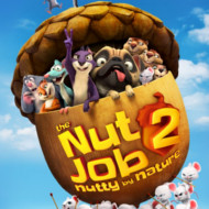 『ナッツジョブ2(仮)』『The Nut Job 2: Nutty by Nature』『抢劫坚果店2』