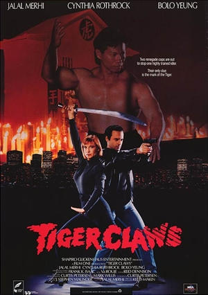 Tiger Claws,,Tiger Claws,タイガークロー