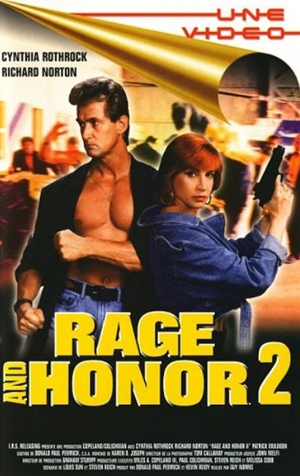 Rage and Honor 2,,Rage and Honor 2,