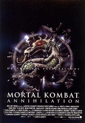 Mortal Kombat: Annihilation,,Mortal Kombat: Annihilation,モータルコンバット2