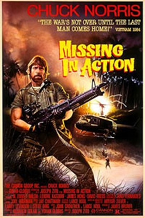 Missing in Action,,Missing in Action,地獄のヒーロー