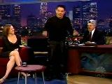 The Tonight Show with Jay Leno(2000/3/17-アメリカ)