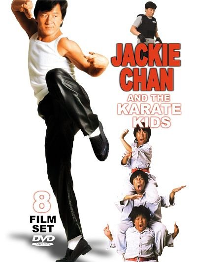 Jackie Chan & The Karate Kids