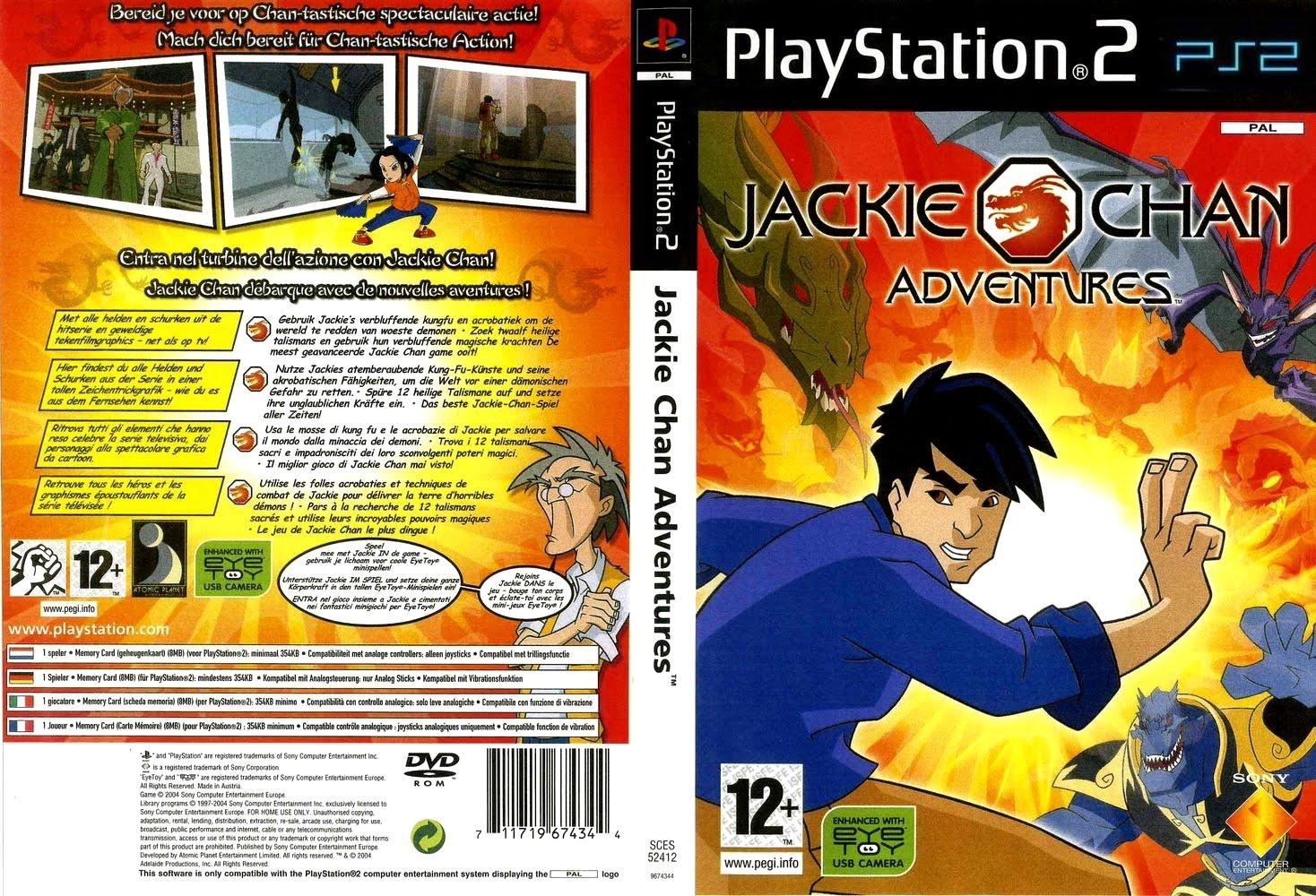 ジャッキー・チェン・アドベンチャー/Jackie Chan Adventures(2000)-TVシリーズ
