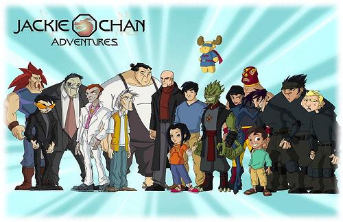 ジャッキー・チェン・アドベンチャー/Jackie Chan Adventures(2000 ...