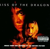 KISS OF THE DRAGON the motion pictureのジャケット画像