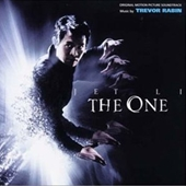 THE ONE SOUNDTRACK -Music by TREVOR RABINのジャケット画像