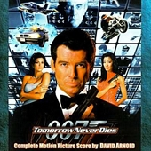 Tomorrow Never Dies (Complete Motion Picture Score)のジャケット画像