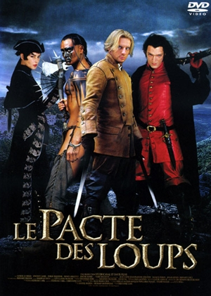 Le pacte des loups,,Brotherhood of the Wolf,ジェヴォーダンの獣