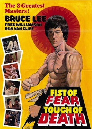 Fist of Fear, Touch of Death,,Fist of Fear, Touch of Death,ブルース・リー 恐怖の鉄拳 死の香り