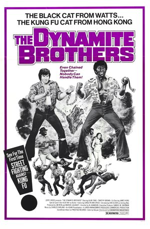 The Dynamite Brothers,,The Dynamite Brothers,